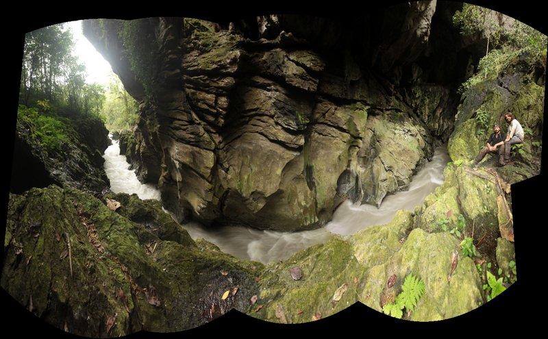 Guido e andrea ingresso sapalewa undergound river