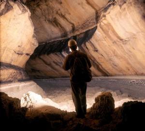 Canyon nella grotta di Tinaztepe, 1969